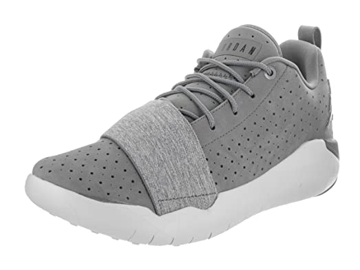 Nike Air Jordan Breakout Men Basketball Shoes Cool Grey/Pure Platinum 881449 003