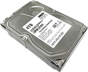 "MaxDigitalData 4TB 64MB Cache 5900PM SATA 6.0Gb/s 3.5"" Internal Surveillance CCTV DVR Hard Drive (MD4000GSA6459DVR) - w/ 2 Year Warranty"