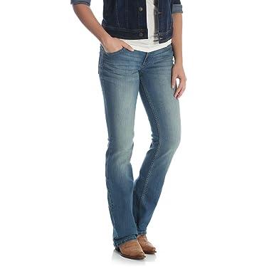18149953 Wrangler Retro Sadie River Bank Jean at Amazon Women's Jeans store