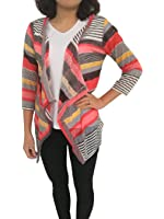Women's Front Cable Knit Cardigan (FBA) Best Sellers