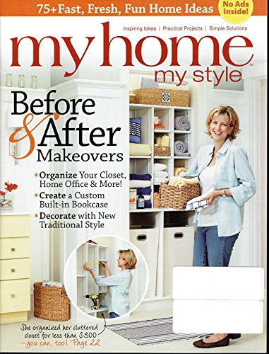 My Home My Style - Inspiring Ideas – Practical projects – Simple Solutions -