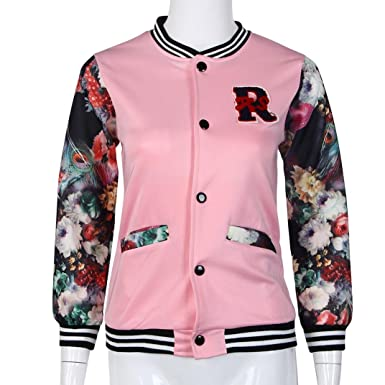 Amazon.com: elevin (TM) New Fashion Girls Kids chamarra de ...