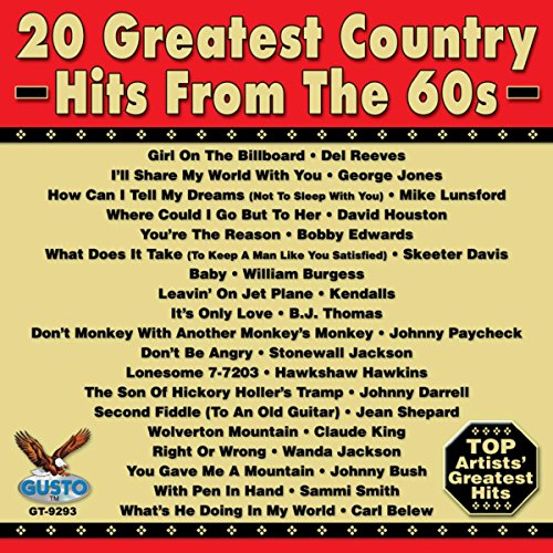 20 Greatest Country Hits From ...