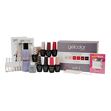 b274697ddb4 OPI GelColor Intro Kit The Icons  Amazon.ca  Beauty