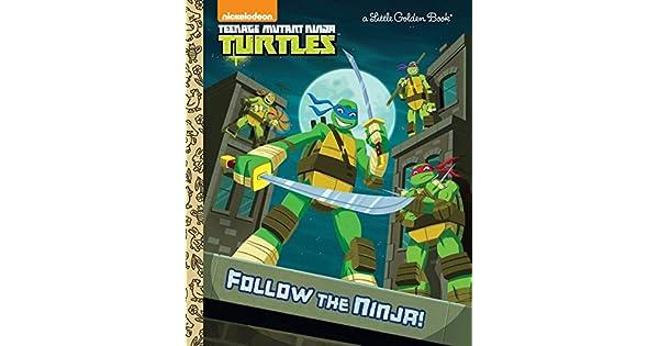 Amazon.com: Follow the Ninja! (Teenage Mutant Ninja Turtles ...
