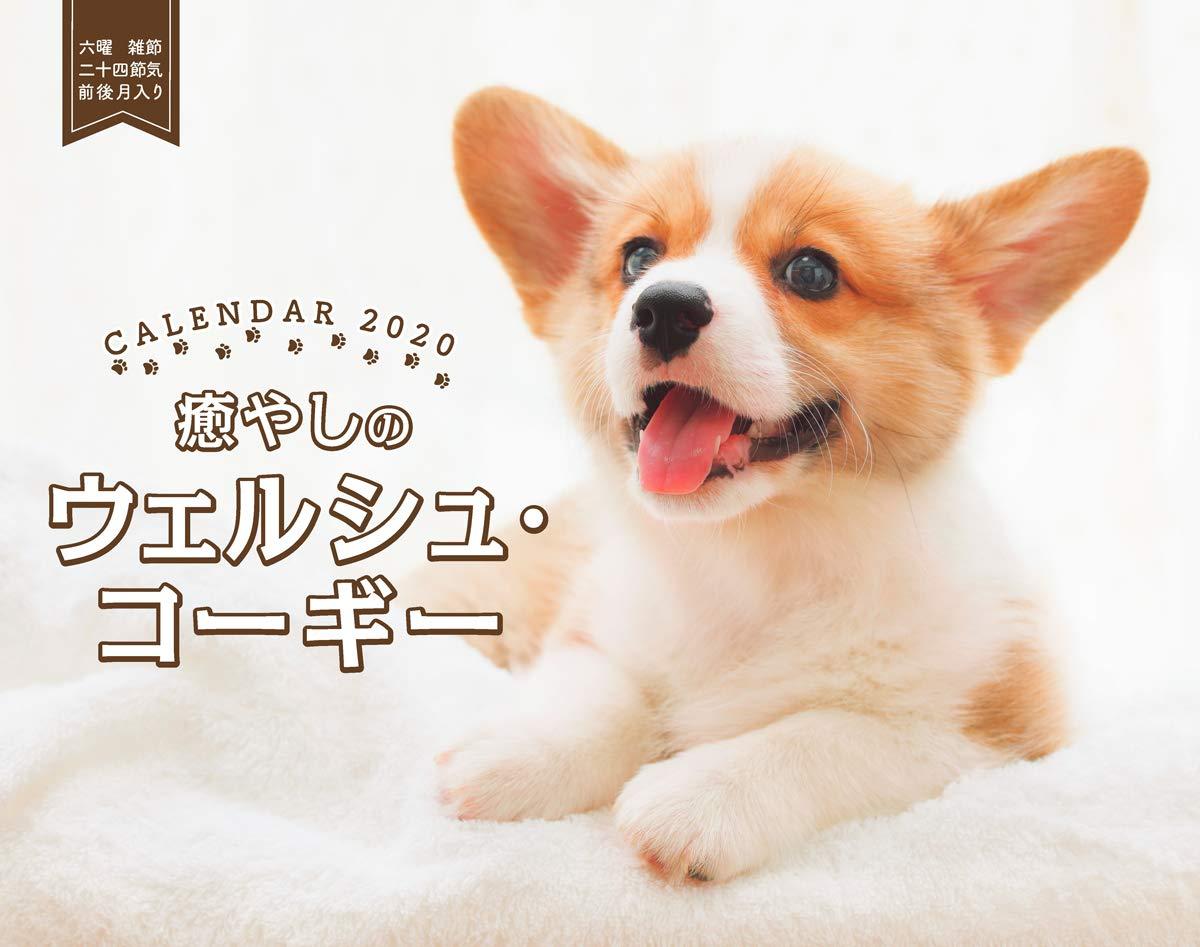 Amazon Co Jp 癒やしのウェルシュ コーギー インプレスカレンダー インプレスカレンダー編集部 本