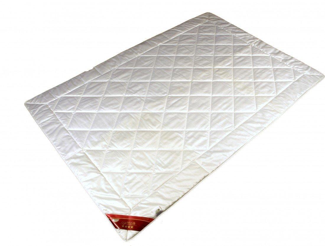 Steppdecke 155 x 220   2000g - Modicana Warme Duo-Bettdecke für den Winter - Steppbett Decke - Füllung 100% Baumwolle
