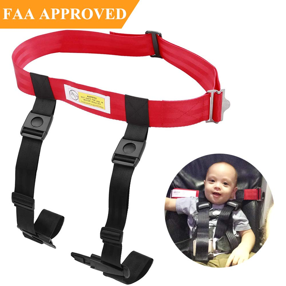 Jolik Child Airplane Travel Harness Children Safety System Approved FAA Child Flying Safety Device