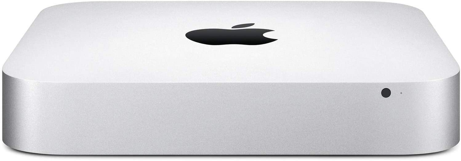 Apple Mac Mini Desktop MD388LL/A, 2.3GHz Intel Core i7, 16GB RAM, 1TB HDD, Silver (Renewed)