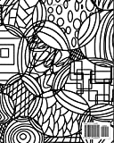 Coloring Book: Stress Relieving, Intricate Designs: Coloring Books For Adults: Relaxing, Creative Adult Coloring
