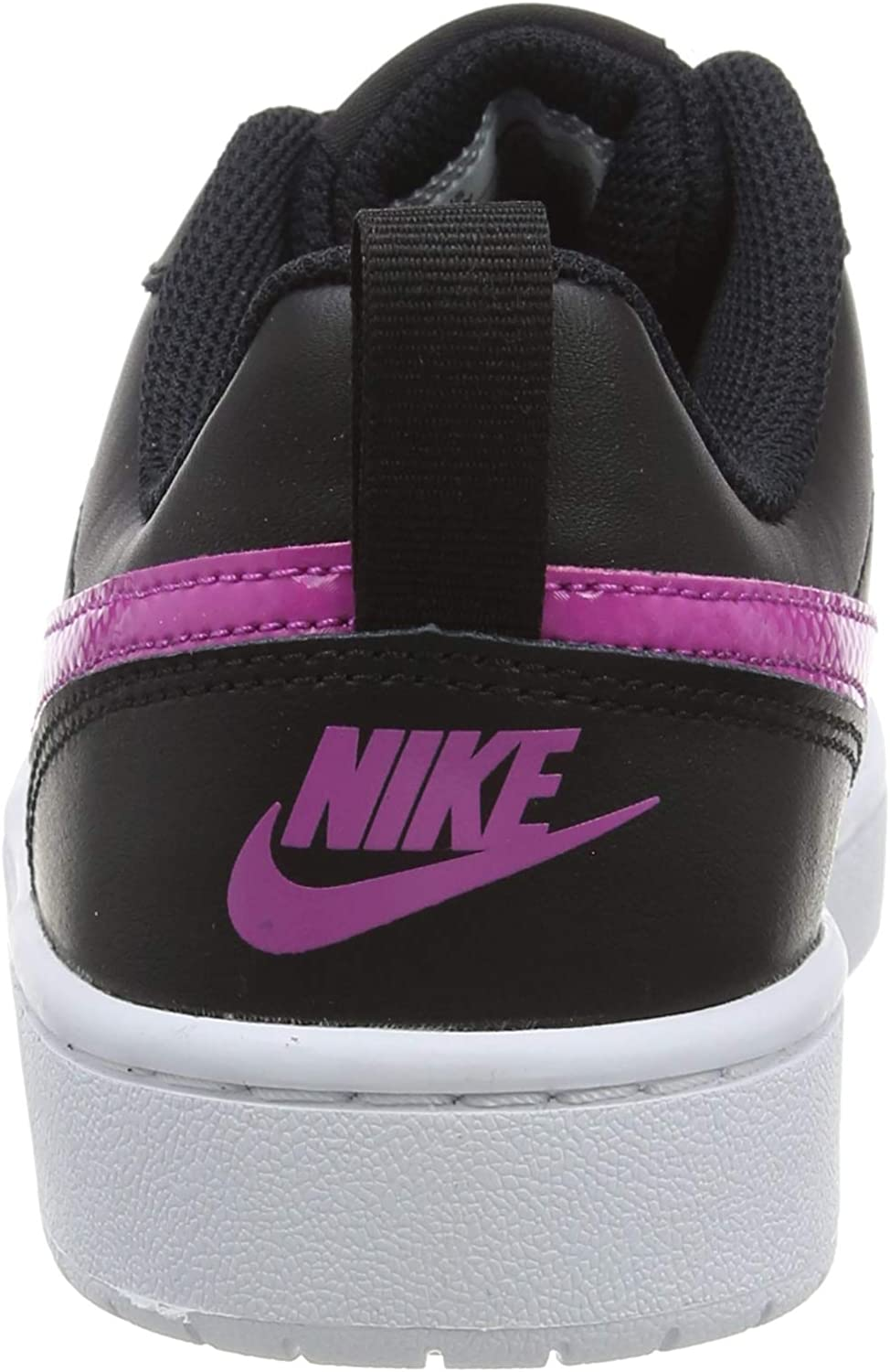 GS NIKE Court Borough Low 2 Zapatillas de b/ásquetbol para Ni/ños