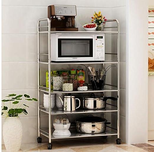 CXYG-Storage shelf Estante de cocina Acero inoxidable ...