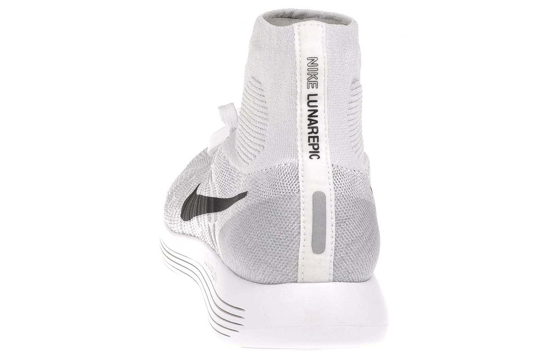 Nike Herren Lunarepic Flyknit Flyknit Flyknit Laufschuhe blau 43 EU ffdb1c