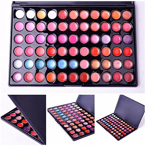 [66 Colors Professional Moisturizer Lipstick Palette Beauty Make up lasting Lipstick Lip Gloss Tint] (Lipstick Halloween Costumes)