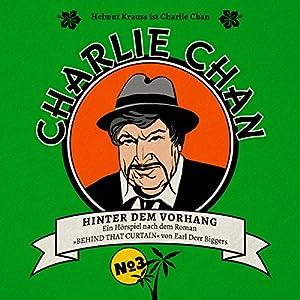 Hinter dem Vorhang (Charlie Chan 3) Hörspiel