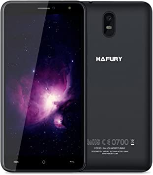 hafury UMAX (2017) Android 7.0 Smartphone 6 pulgadas HD IPS Touch ...
