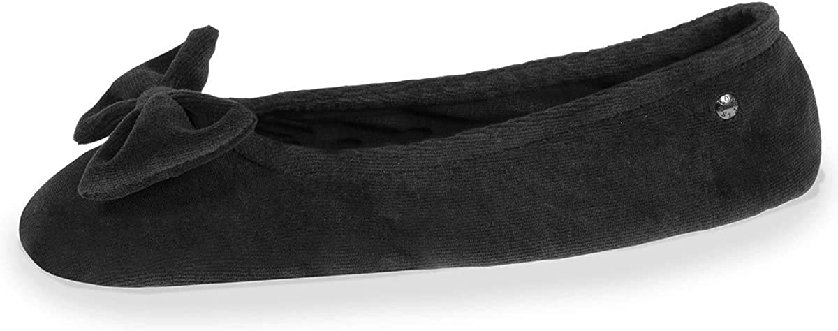 Isotoner - Zapatillas de bailarinas para mujer