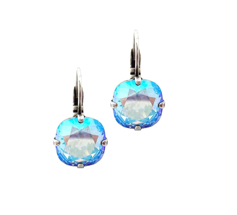 Genuine Crystal Earrings