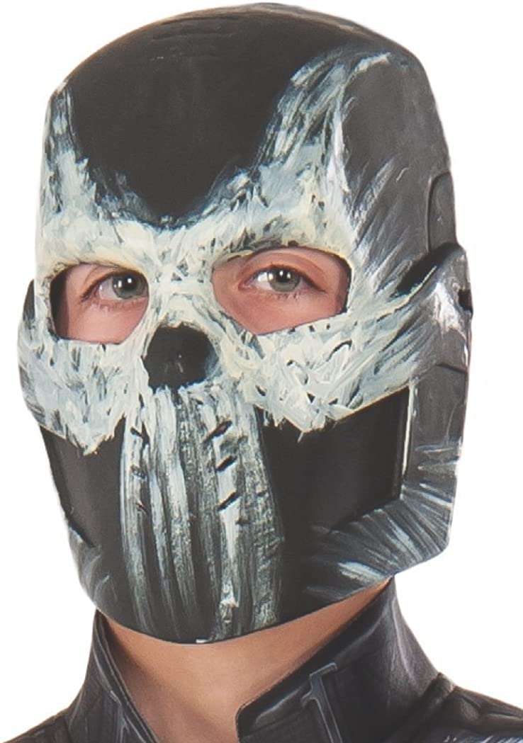 Child/'s Captain America Civil War Captain America Full Mask Costume Accessory