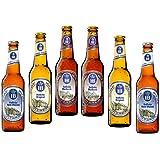 【輸入 ドイツビール】ホフブロイ(HOFBRÄU München)3種 飲み比べセット 330ml × 6本