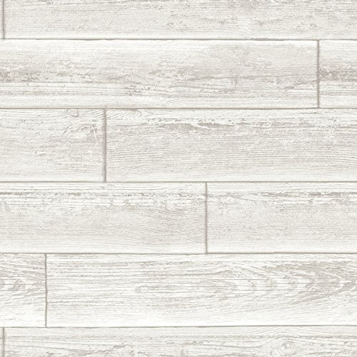 NuWallpaper NU1930 Serene Cream Peel and Stick ()