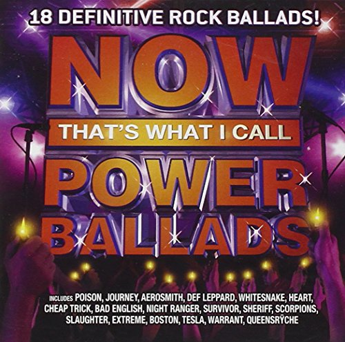 NOW That's What I Call Power Ballads ()