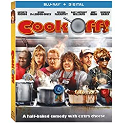 COOK OFF! arrives on Blu-ray, DVD and Digital January 16 from Lionsgate