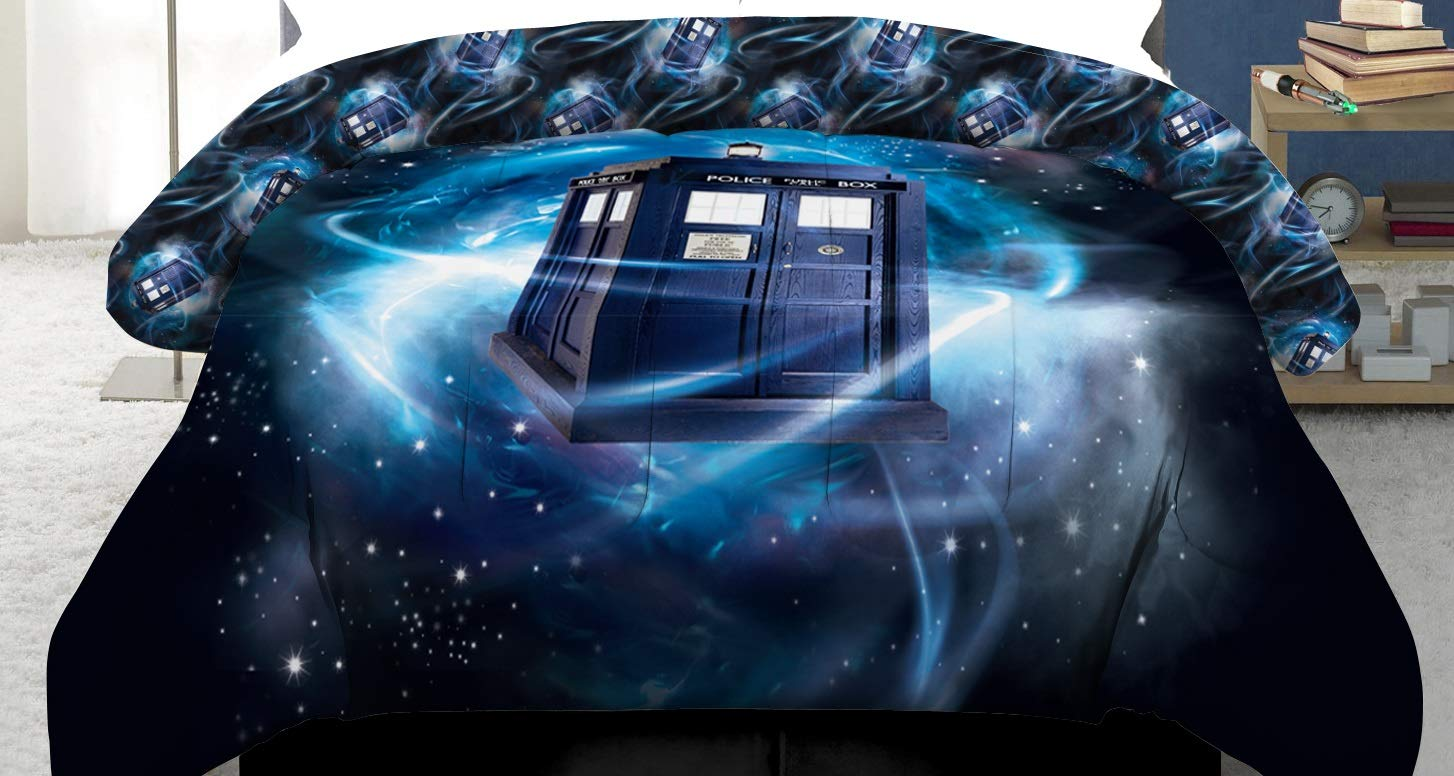 NEW Doctor Who Comforter Gallifrey (Full)