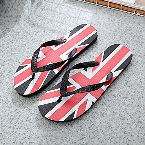 La Día Negro De Deslizamiento Bandera Anti Playa Independenci ALIKEEYHombres De Flip Zapatos Flops Sandalias El Zapatillas 4FOLqPZw