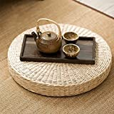BAOYOU Yoga Pillow Floor Mat, Handmade Meditation