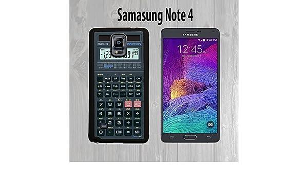 Calculadora científica la carcasa o para Samsung Galaxy Note 4 ...