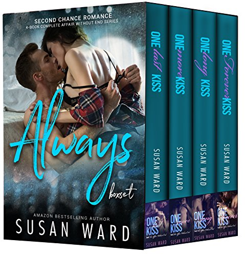 Today's Kindle Daily Deal contains more than 900 pages of addictive romance!  Always Box Set: A Second Chance Romance 4-Book Complete Series by Susan Ward