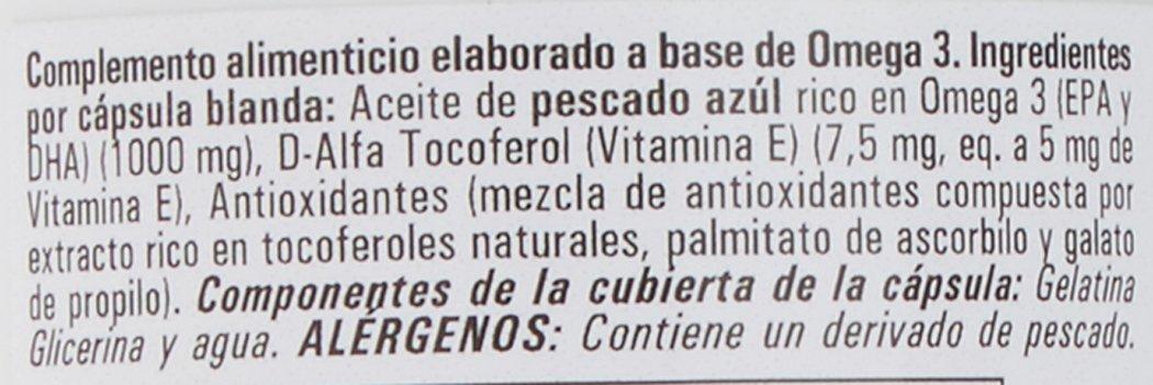 Omega 3 Cardio Plus - Aceite de pescado - Fish oil - 60 cápsulas: Amazon.es: Salud y cuidado personal