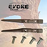 Replacement Gaffs For Tree Climbing Spikes Set With Screws