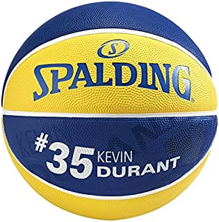 Spalding NBA Player Kevin Durant Ball Basketball Mixte 1LXKL|#Spalding
