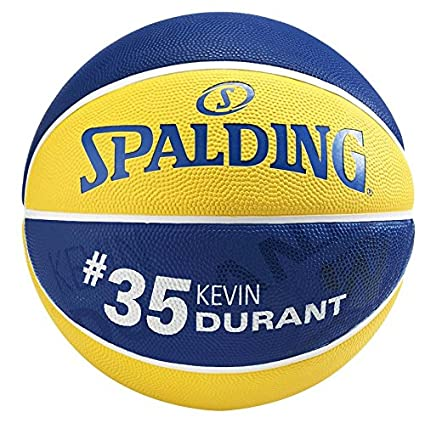 Ballon Spalding NBA player ball Kevin Durant: Amazon.es: Deportes ...