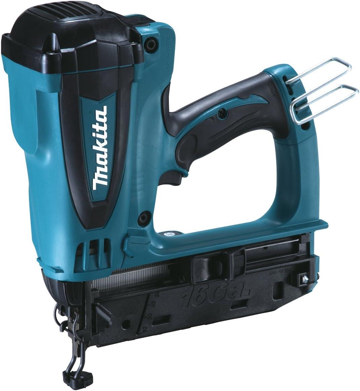 Makita GF600SE Herramienta, 7.2 V, Negro, Azul