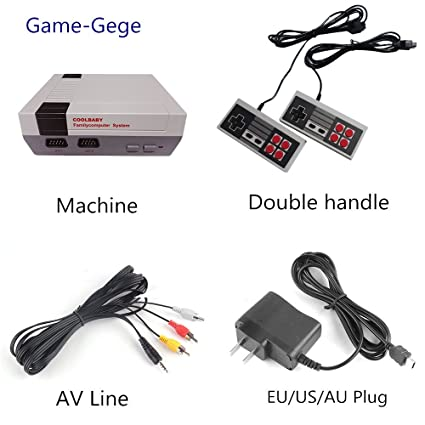 Mini nes hook up