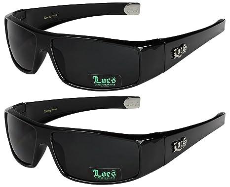 2er Pack Locs 2003 Choppers Motorradbrille Sonnenbrille Herren Damen schwarz aPOvT2yf3