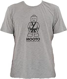 Mooto Camicie Sportive fiammate e da Uomo