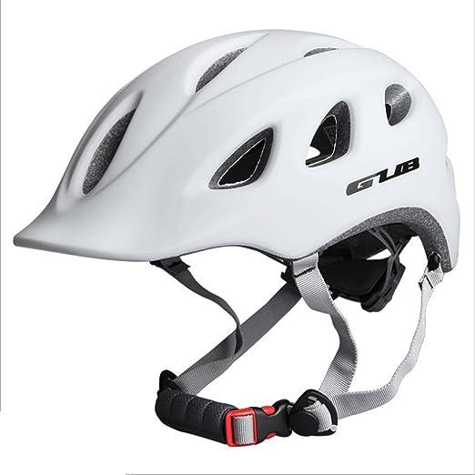 Amazon.com: Great St. DGF Helmet Integrated Urban Helmet ...