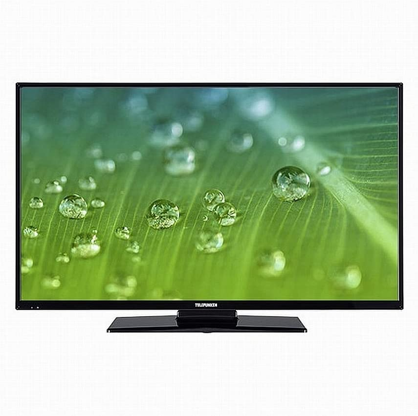 Telefunken d43 F287 N4cw Full HD LED TV 110 cm (43 Pulgadas) DVB ...