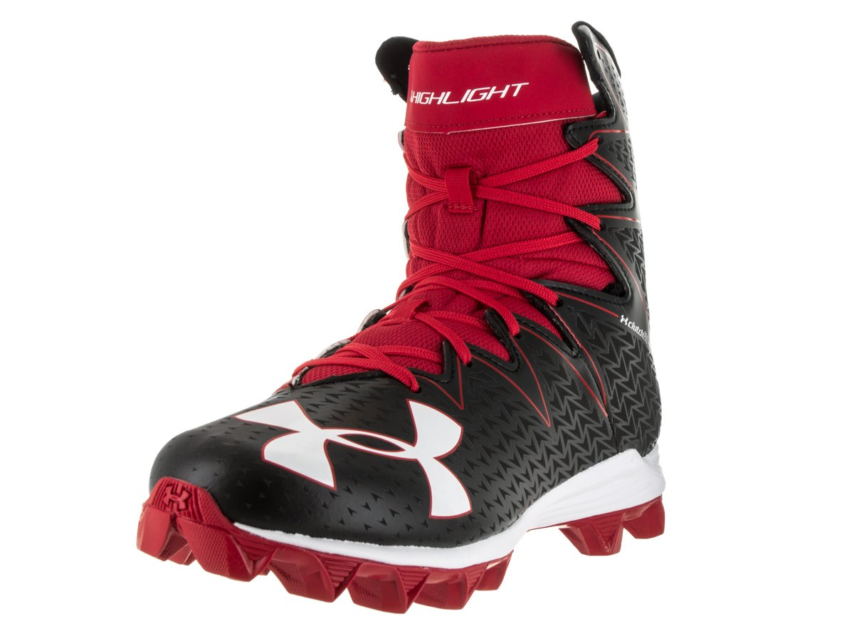 Under Armour メンズ B01GQKWLYU 10.5 D(M) US|Blk/Red Blk/Red 10.5 D(M) US