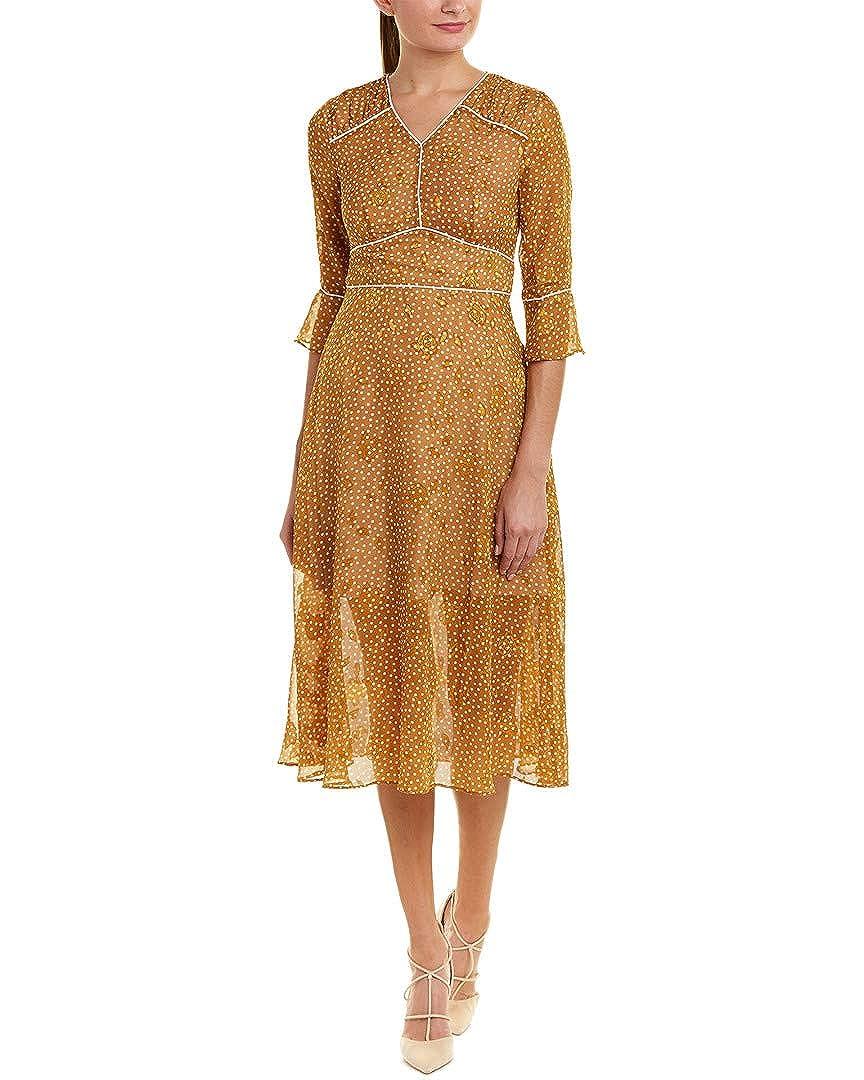 978a25db2721 ELENYUN Womens Midi Dress