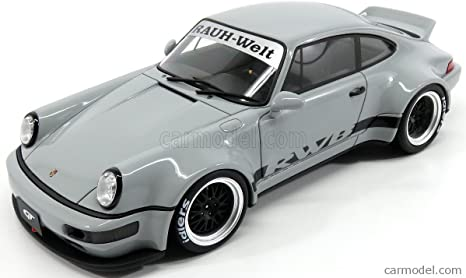 1:18 GT Spirit Porsche 911 964 RWB Targa Black