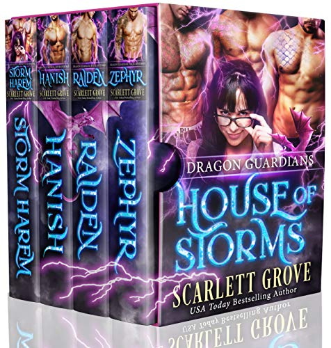 House of Storms Boxed Set: Dragon Guardians