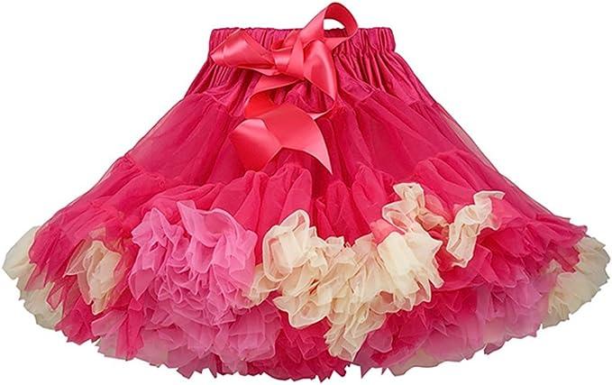 Minions Boutique - Falda - para Niña Rosa 1-2 Años: Amazon.es ...