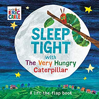 Book Cover: Sleep Tight with The Very Hungry Caterpillar