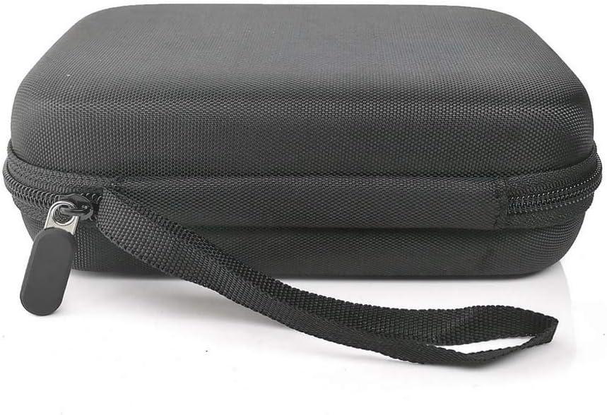 Dmsc 12 Ranuras de Shell Duro del Aceite Esencial maletín con 5 ml Rollo 10 ml en Las Botellas y Accesorios for doTERRA Young Living Bolsa de Viaje (Color : C, Size : 5ml)