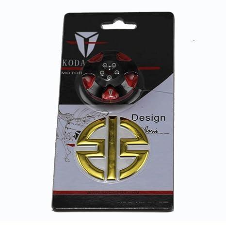 Amazon.com: pro-kodaskin motocicleta – Tapa de llenado de ...